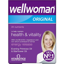 Vitabiotics Wellwoman Original 30 ταμπλέτες