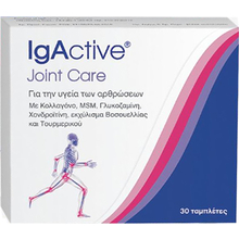 IgActive Joint Care 30 ταμπλέτες