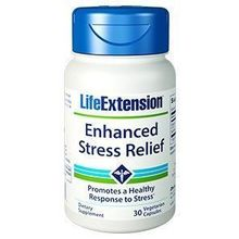 Life Extension Enhanced Stress Relief 30 φυτικές κάψουλες