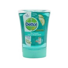 DETTOL NO TOUCH ΑΝΤΑΛΛΑΚΤ.CUCUMBER 250ML