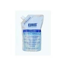 Eubos Blue Liquid Washing Emulsion Refill 400ml