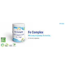 Be-Life Fe Complex 60 φυτικές κάψουλες